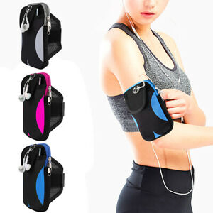 Sports Running Armband Pouch Case Phone Holder For iPhone 12/ Samsung Galaxy S21