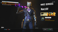 Black Ops 3 Modded Account PS4 with UNLIMITED RIPPER *READ DESCRIPTION*