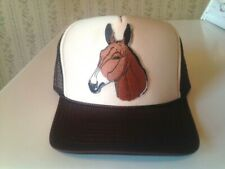 MULE ANIMAL DONKEY HAT CAP