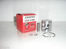 JONSERED CS2238, 2238 PISTON KIT 41MM DIAMETER REPLACES PART # 545081894 , NEW