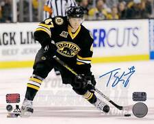 Torey Krug Boston Bruins Signed Autographed Home Action 8x10 90th Anniversary