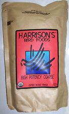 Harrison's High Potency Course Pellets  1lb   parrot