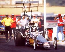 DON GARLITS SWAMP RAT DRAGSTER PHOTO NHRA DRAG RACING POMONA 1985