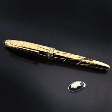 Montblanc Atelier Prive Meisterstück Solitaire Solid Gold Fountain Pen LE 1/1