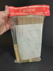 EXTENSION KIT 8450, Carlson's Miniature 1:1 scale, NEW OLD STOCK