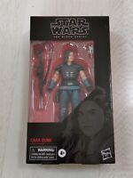 "Star Wars Black Series Cara Dune Figure 6"" The Mandalorian Brand New and sealed"