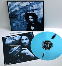 JACK WHITE BLUNDERBUSS LP BLUE & BLACK VINYL MINT THE WHITE STRIPES VERY RARE
