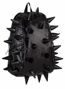 Madpax Spiketus Rex Knightrider Fullpack Halfpack Black Backpack Rucksack Kids