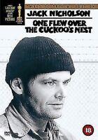 Uno Flew Sopra The Cuckoos Nest DVD Nuovo DVD (1000085722)