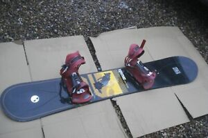 Ride Decade  All Mountain Snowboard 64 inches long
