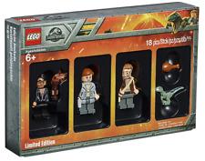 LEGO Jurassic World 5005255 Minifigures x4 - Retired Set - NISB - Cheapest?