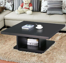 Living Room Square Modern Coffee Tables eBay