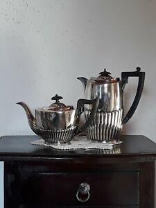 Englische antike Tee u.Kaffeekanne       joseph rodgers&son Sheffield