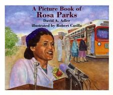 Picture Book Biography: A Picture Book of Rosa Parks by David A. Adler (1995,...