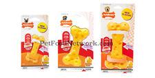 Nylabone Dura Chew Cheese Bone    Free Shipping
