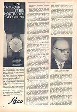 Laco-AUTOMATIC - 1963-pubblicità con loghi pubblicità-genuineadvertising-NL-commercio di spedizione