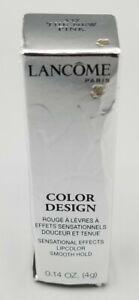 Lancome Color Design Sensational Effects Lipcolor 337 The New Pink 0.14oz New
