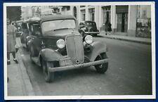 Tampico Vera Cruz old 1920s Auto Taxi Stand hotel Mexico real photo postcard