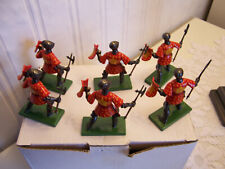 BRITAINS KNIGHTS,08414 SIR WILLIAM UMFRAVILLE ,KNIGHT WITH POLE-AXE