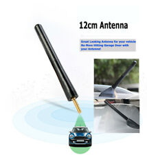 "Stubby Antenna / Aerial One Minutes Install For Isuzu D-MAX MU-X-12cm/4.7"" Black"