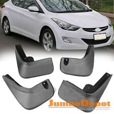 splash guards mud flaps  hyundai elantra ebay