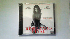 "ORIGINAL SOUNDTRACK ""RESULTADO FINAL"" CD 20 TRACKS JUAN BARDEM BANDA SONORA OST"