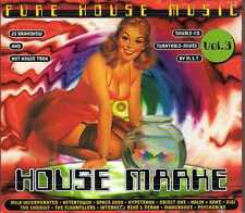 Compilation - House Marke Vol. 3 (2CD) - 1997 - Eurotrance Trance House