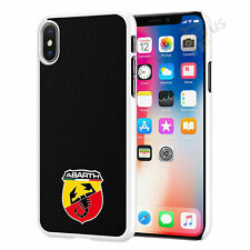 Fiat Abarth Car Phone Case Cover For iPhone Samsung Huawei RS041-18