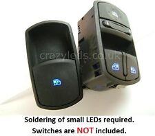 Corsa D SMD LED de ventana eléctrica Switch Kit de conversión