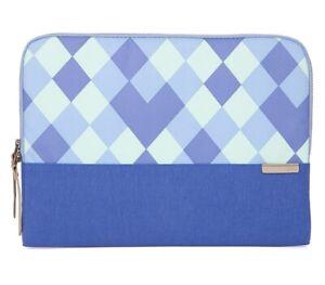 "STM Grace Laptop Sleeve 15"" Blue Diamonds STM-114-106P-19"