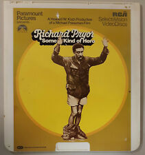 Some Kind Of Hero with Richard Pryor CED RCA Selectavision VideoDisc Video Disc