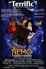 LITTLE NEMO: ADVENTURES IN SLUMBERLAND Movie POSTER 27x40 Gabriel Damon Mickey