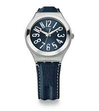 SWATCH - IRONY BIG - TIME FOR BLUE - YGS126 - NEW !