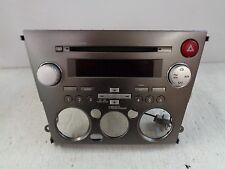 07 08 09 SUBARU LEGACY OEM FACTORY STEREO CD MP3 PLAYER TUNER W/AUX SAT P-204UN