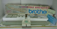 Brother Convertible Home Knitter Knitting Machine Model KX-390 in Orignal Box GS