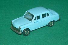 MOSKVITCH 403 taxi bleu blue 1/43 CCCP USSR