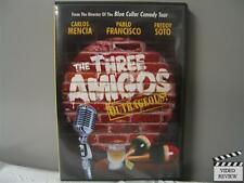Three Amigos Outrageous (DVD, 2005)