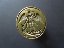 J 1973 ANTIQUE    ST.MICHAEL  WAX SEAL LENGTH  6,7  CM  WEIGHT  31,7  GR