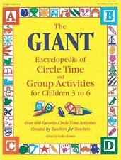 The Giant Encyclopedia of Circle Time and Group Activities: For Children 3 to 6