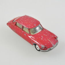 Corgi Toys - Citroen DS 19 - rot / red