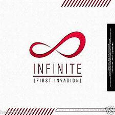 INFINITE - First Invasion (1st Mini Album) CD + GIFT