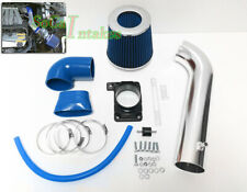 Blue Air Intake KIt & Filter For 1999-2005 Mitsubishi Eclipse Galant 2.4 3.0L V6