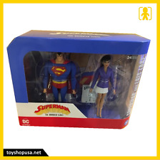 The Animated Series Superman and Lois Lane 2-Pack DC Collectibles