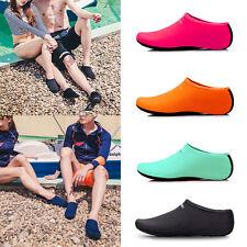 Unisex Descalzo Zapatos AQUA AGUA calcetines sandalias piel calzado Natación