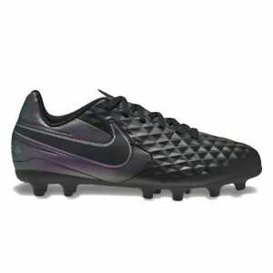 Nike Jr Legend Tiempo 8 Club FG/MG Youth Soccer Cleats, Choose your size & color