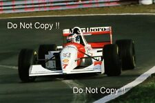 Mika obligaba McLaren MP4/9 belga Grand Prix 1994 fotografía 2