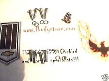 1970 - 1981 CAMARO TRANS AM DOOR SIDE MIRROR MOUNTING KIT - SPORT/BULLET MIRROR