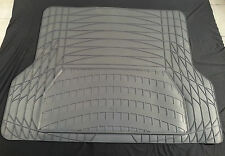 Tapiz para maletero alfombrilla de maletero bañera universal goma maletero alfombrilla gris plata