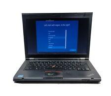 Lenovo ThinkPad T430 Laptop - 2.9 GHz i7-3520M 12GB 128GB SSD WIN 10 PRO #K2