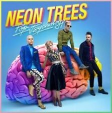 Pop Psychology by Neon Trees (CD, Aug-2014, Mercury)